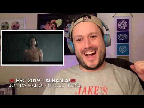 🇦🇱ESC 2019 Reaction to ALBANIA!🇦🇱