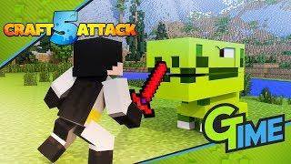 Vier NEUE MONSTER in MINECRAFT Minecraft Craft Attack 5 08 Gamerstime