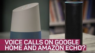 Imagine using the Amazon Echo as a phone