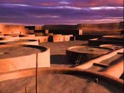 Pueblo Bonito: Anasazi-Toltec trade center
