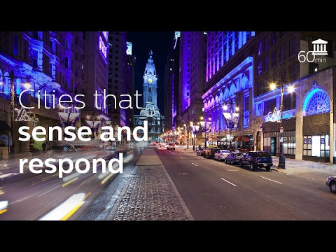 Cities that sense and respond (Prof. Carlo Ratti)