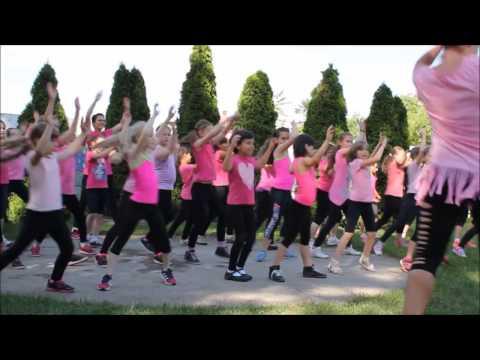 DanceFitness Kids - Shakira - Waka Waka - Kiskunlacháza