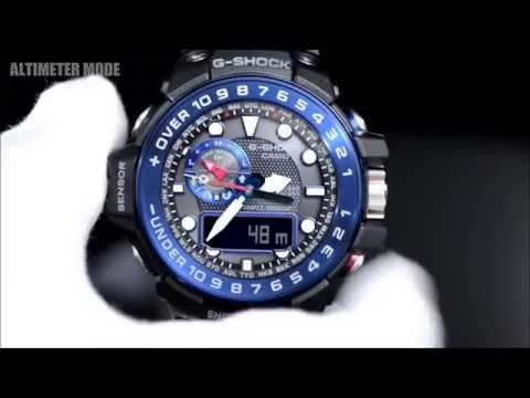 casio g shock setting instructions