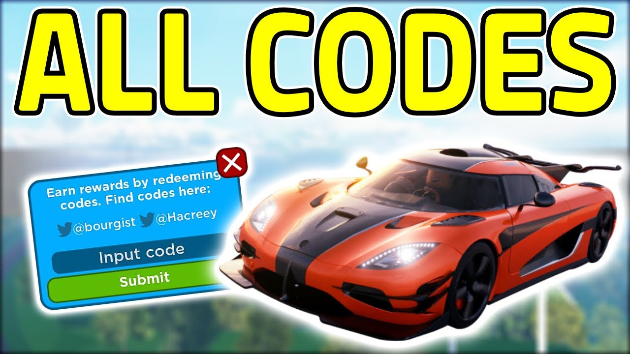 Driving Empire Codes : Driving Empire Beta All New Codes ...