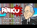 PANICU No CARTOON - VERDEVALDO Vs AUGUSTO PUNES