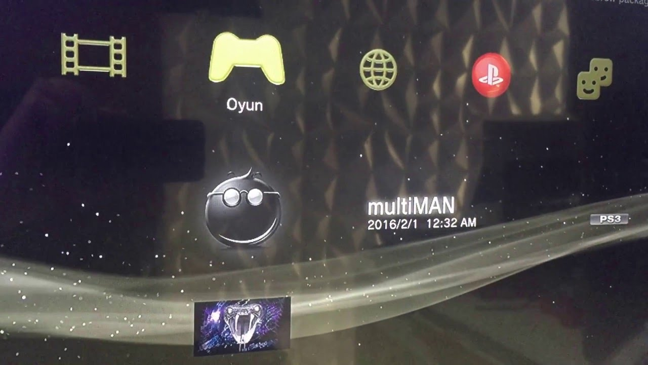 multiman 4.80 ps3