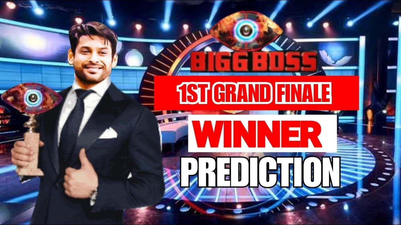 Bigg Boss 13 First Grand Finale Winner Prediction Shehnaaz Sidharth Shukla Rashmi Desai