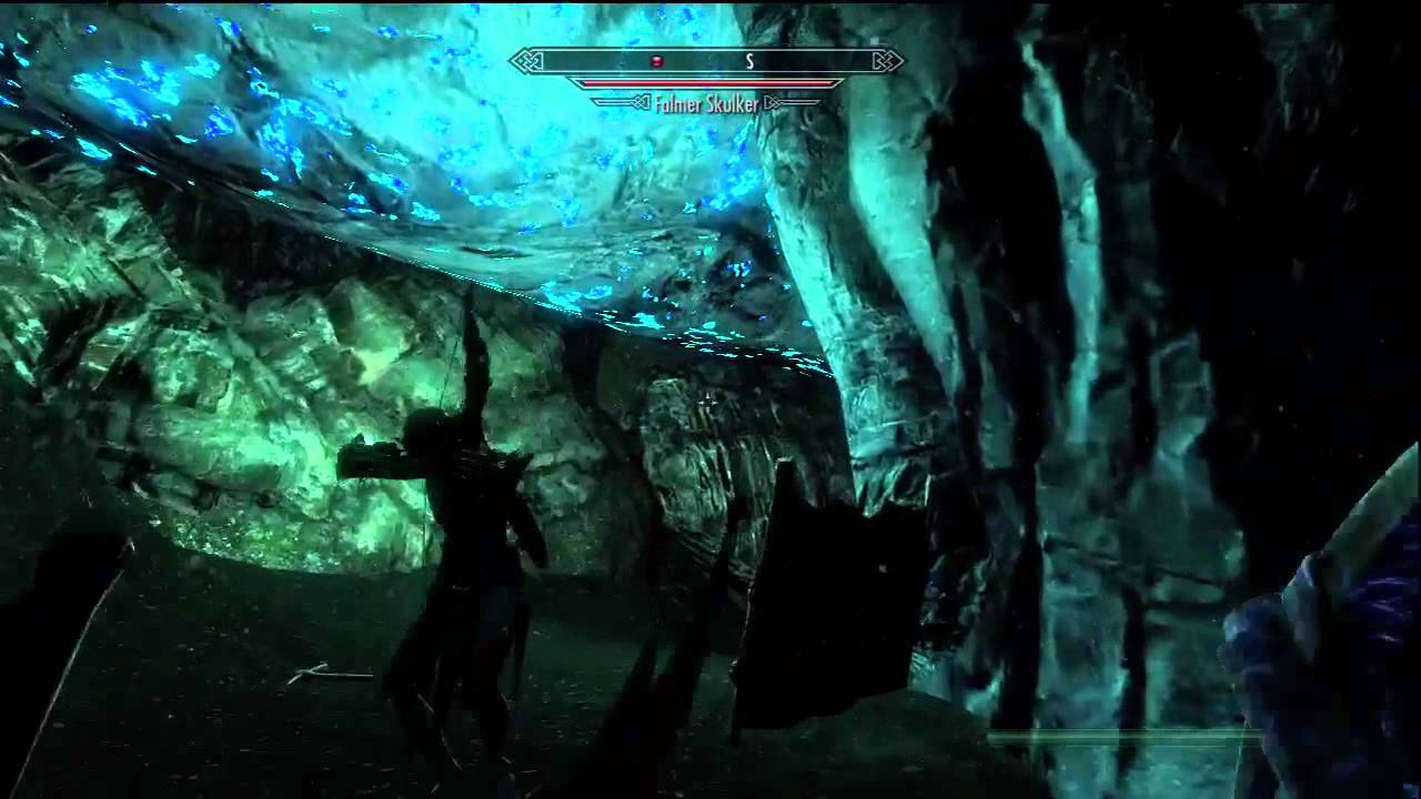 Get Black and Grand Soul Gems free in Skyrim