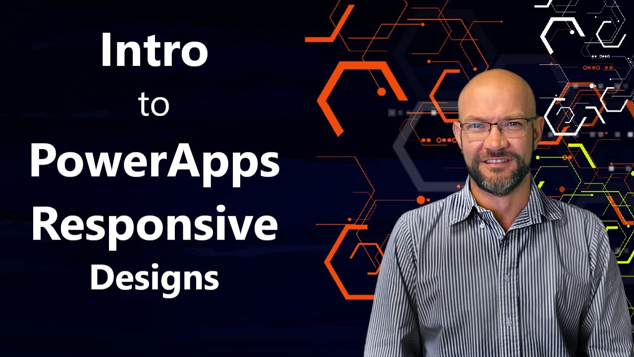 Microsoft PowerApps - Responsive Designs | Part 1  Introduction (Tutorial)