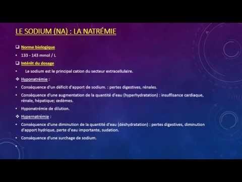 LES Normes biologiques (ifcs-ispits)