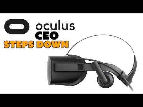 Oculus CEO Steps Down... Is Gaming VR OVER? - The Know Game News