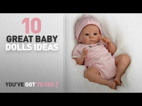 Best Of The Ashton-Drake Galleries: Baby Doll: Little Peanut Baby Doll - 17 By Ashton Drake