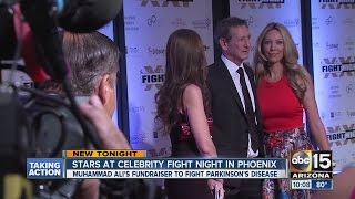 Stars come out for Muhammad Ali Celebrity Fight Night