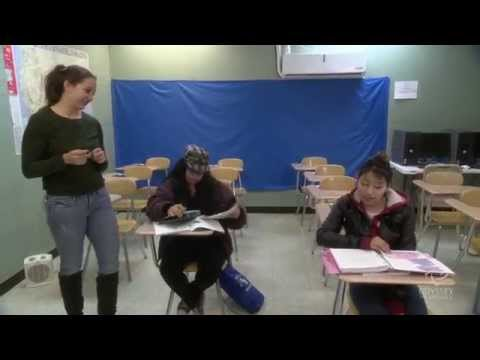 Immigrant Lives - Learning English to Succeed in America