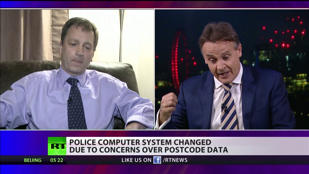 Police computer system changed due to concerns over postcode data