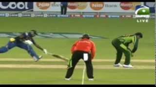 vuclip Pakistan vs Sri Lanka 2nd T20 13 December 2013 Part 1