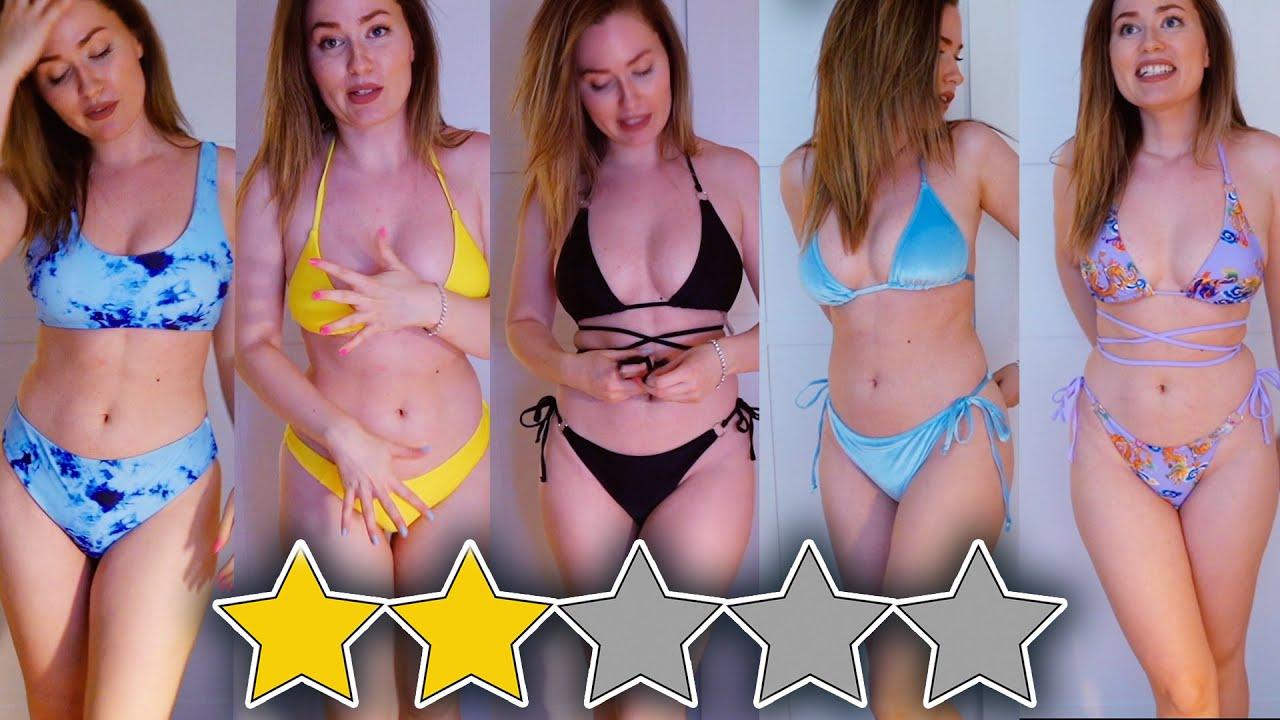 Günstige Bikinis aus dem Internet testen .. *send help*   Sonny Loops