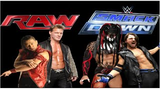 WWE Brand Split 2016 Raw & Smackdown Rosters Leaked? OR Just Fan-Made Speculation?