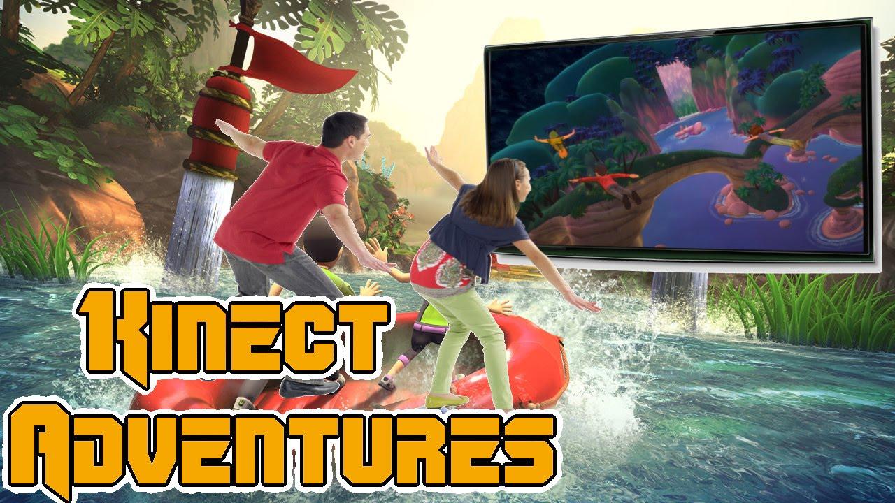 ◘ Xbox 360 ◘ KINECT ADVENTURES - KINECT TOGETHER