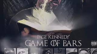 Game Of Bars - Page Kennedy feat. Axel, Ot, Kuniva, Fatt Father, Che Noir, Daylyt,Vishis, Rj Payne