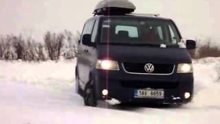 VW Caravelle T5  4motion with Haldex