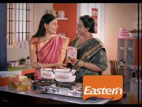 anupama kumar - eastern chicken masala ad