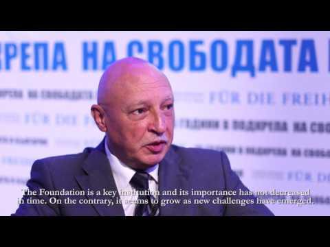 Stanimir Ilchev, former MEP, ALDE-Group