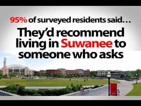 City of Suwanee: Who Says...?