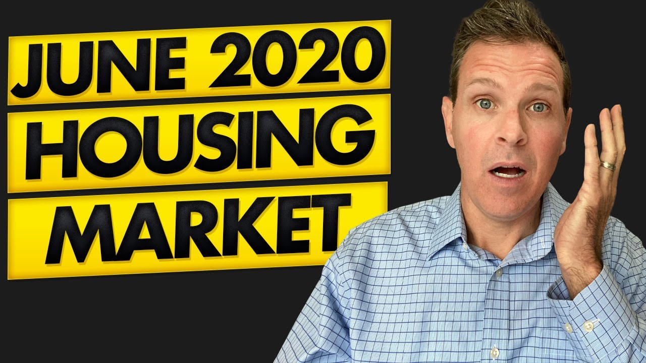 NEW Data Released: Housing Market 2020 Update