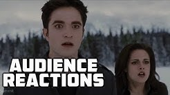 Twilight BD P2 {Battle Scene SPOILERS}: Audience Reactions | November 14, 2012