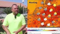 Wochenwetter für Deutschland vom 20.6. bis 24.6.2016 - Der Sommer versuchts einmal