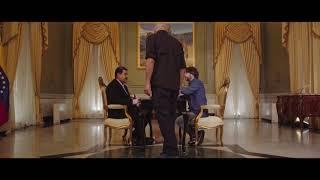 Así interrumpió el equipo de Nicolás Maduro la entrevista de Jordi Évole en Salvados