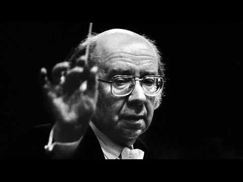 Rozhdestvensky Conducts 'Cantus In Memory Of Benjamin Britten' By Arvo Pärt