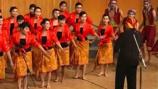 Vocalista Paradisso - Ampar-Ampar Pisang