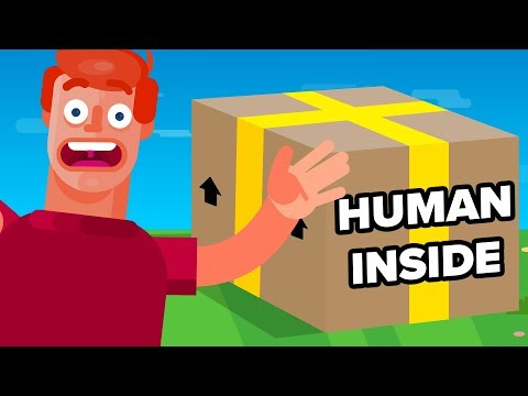 What Happened When People Tried To Mail Humans