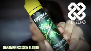 Harambe E-Liquid by Alt Zero Excision