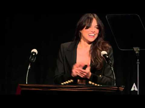 Michelle Rodriguez Presents The Foreign Film Medalists: 2015 Student Academy Awards