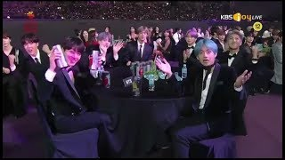 BTS Funny and cute moments at Seoul Music Awards 2019