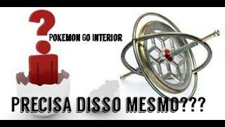 Pokemon Go : A polêmica do Giroscópio