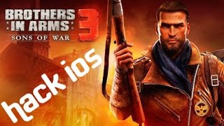 HACK!! Brothers in arms 3 iOS (cydia)