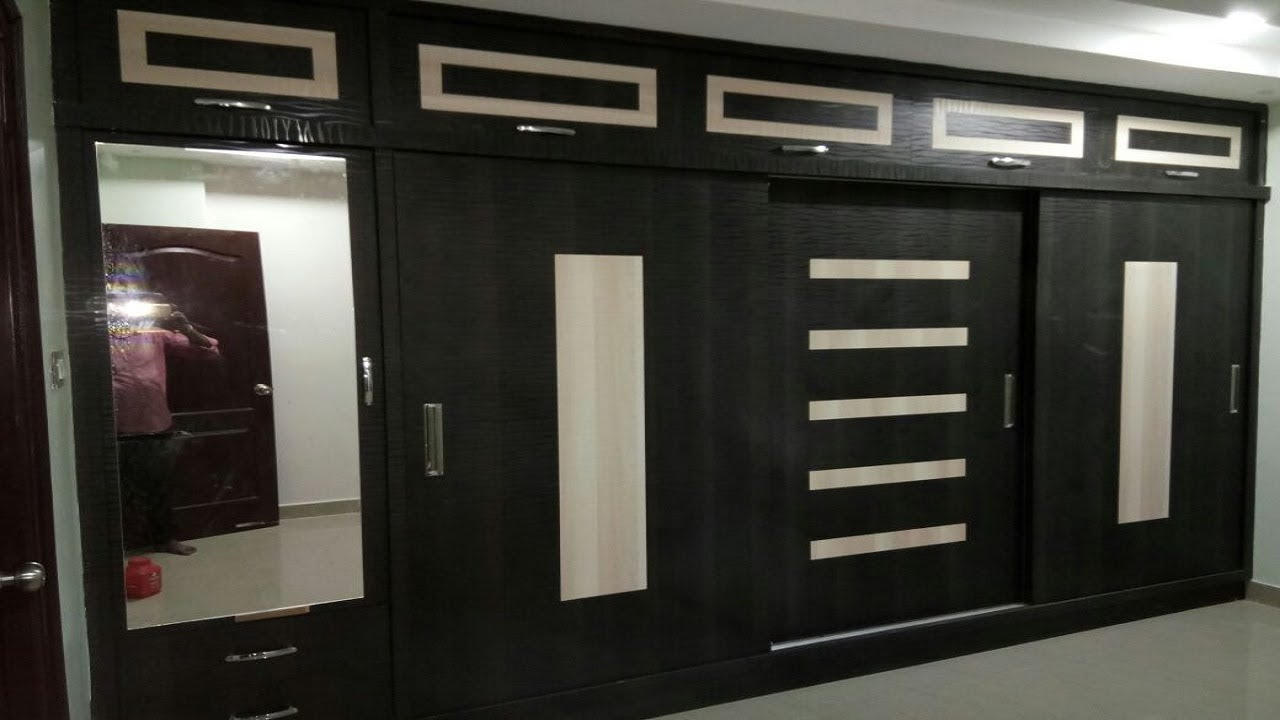 Modern Bedroom Cupboard Designs Of Wardrobe Interior Designs - Latest cupboard design for bedroom