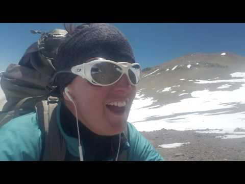 Aconcagua - Normal route, unguided, January 2017