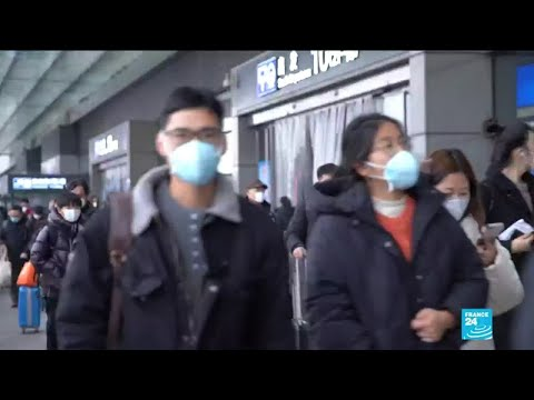 China Coronavirus: 20 Confirmed Cases In Shanghai, Transport Restrictions Include 12 Cities