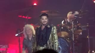Queen + Adam Lambert - Now I'm Here (Live @ Global Citizen Festival 2019)