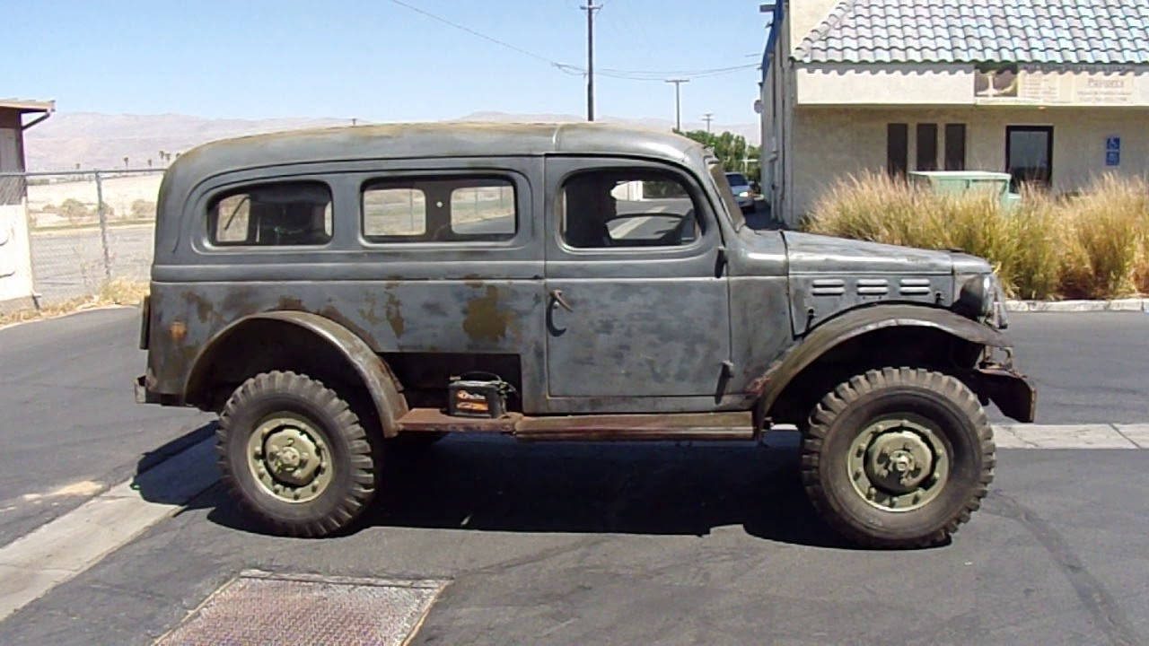 1942 Dodge Wc 53 Carryall For Sale Sold We Have Others 24 500