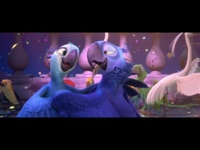 Rio 2 - Official Trailer #4