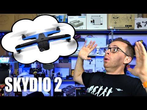 SKYDIO 2 | Il Primo ACTION DRONE con VOLO AUTONOMO... e il DJI MAVIC 2 TREMA! BOMBA!