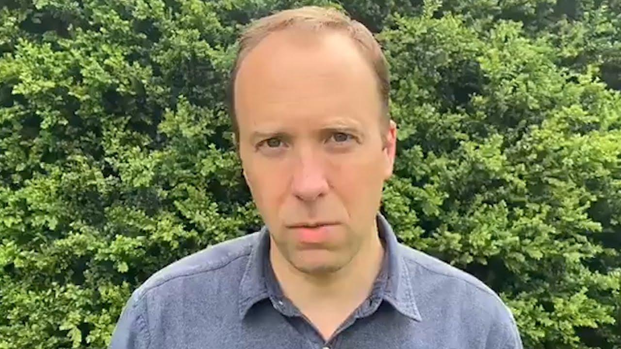 British Health Minister, Matt Hancock, Quits After Social Distancing ...
