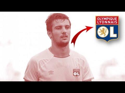 Maillot Olympique Lyonnais Léo DUBOIS