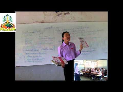 โครงการDLTโรงเรียนโพธิ์ไทรพิทยาคาร เรื่องการอ่านสื่อประเภทต่างๆ
